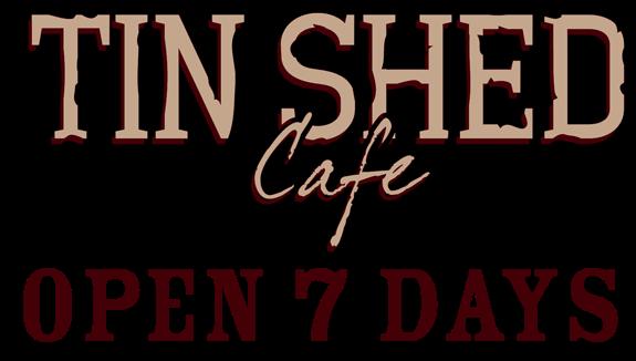 Tin Shed Cafe McLaren Vale